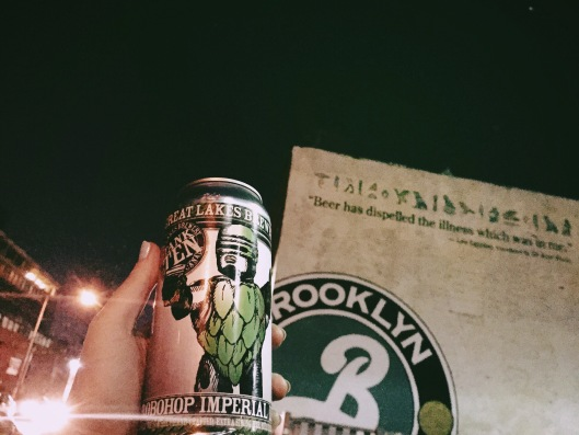Robohop at Brooklyn