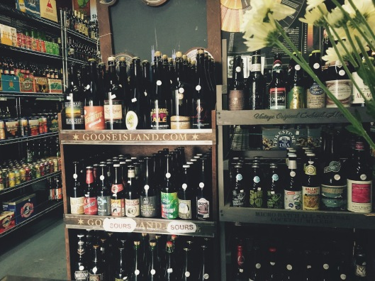 Sours at New York Beer Distributors